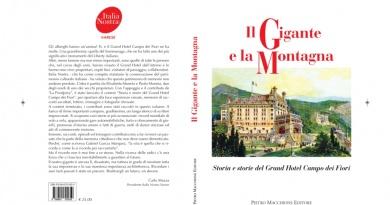 """Presentazione """"Il gigante e la montagna"""", la storia dell'Hotel Campo dei Fiori"""