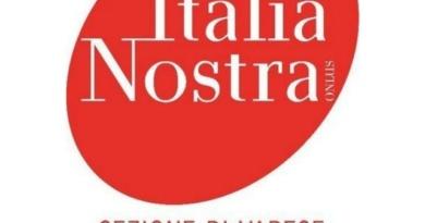Aggiornamenti Italia Nostra Varese (19/09/2020)