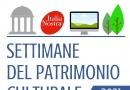 Settimana del patrimonio culturale di Italia Nostra